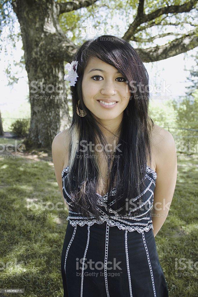 Summer Portraits royalty-free stock photo