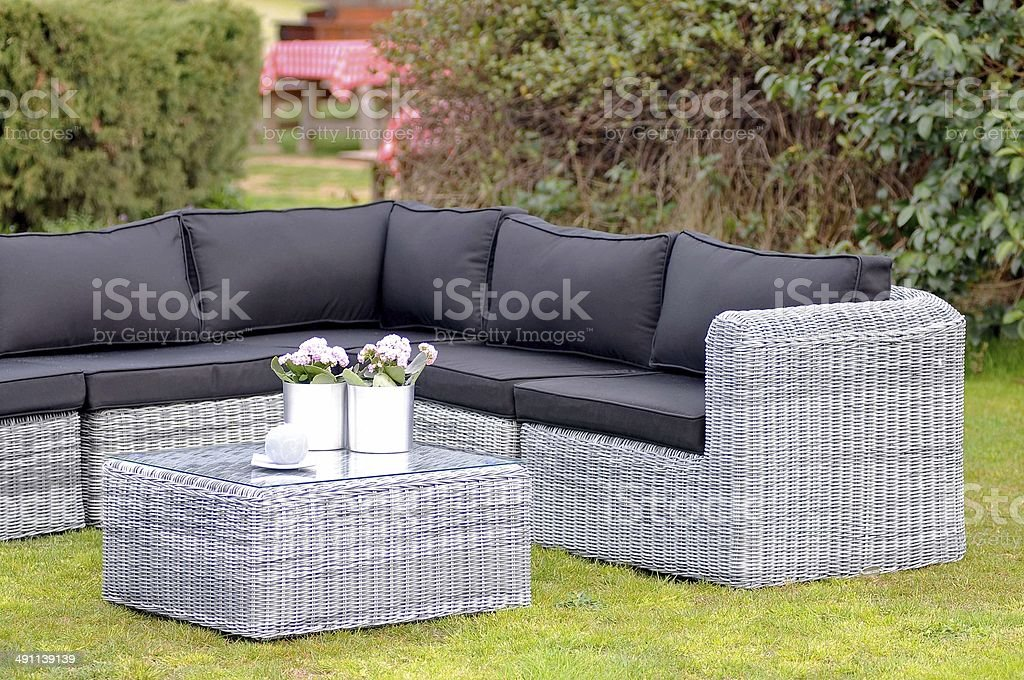 Summer relaxation royalty-free stock photo