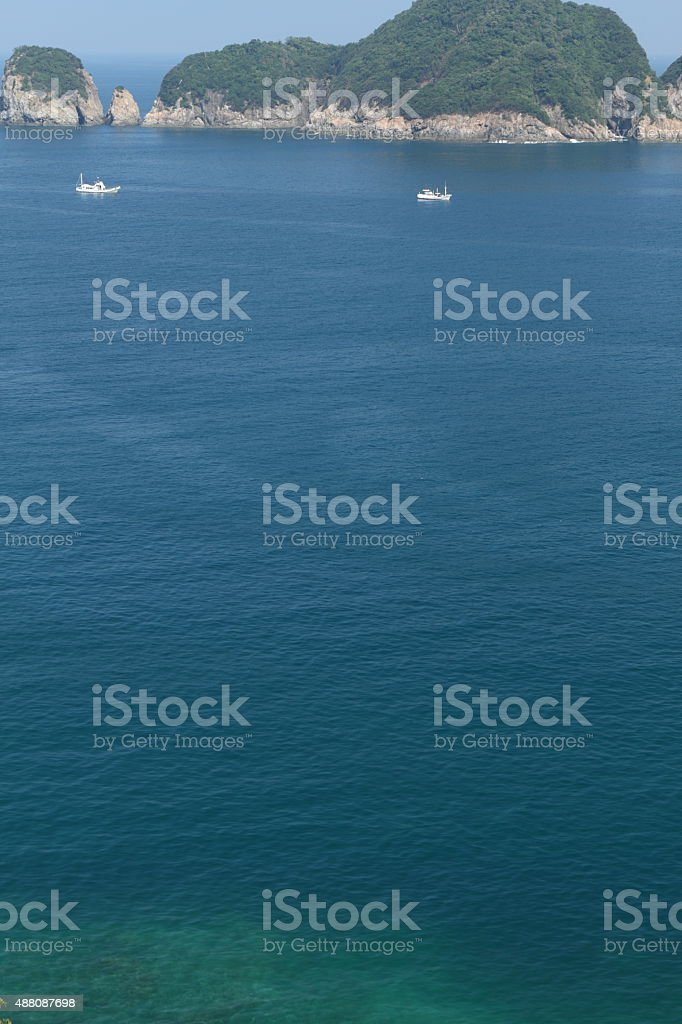 夏の海 ロイヤリティフリーストックフォト