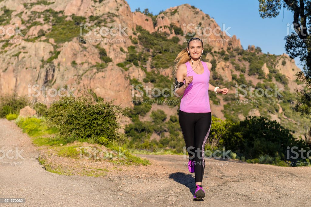 Summer season is coming - let's move ! stock photo