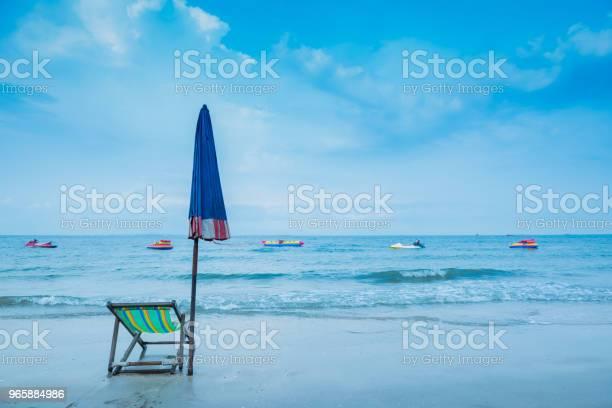 Summer Season On The Beach Relax On Holiday And Copy Space For Text - Fotografias de stock e mais imagens de Acessório