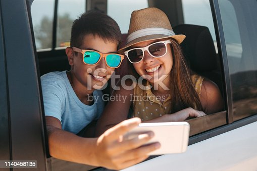 807410214 istock photo Summer selfie 1140458135