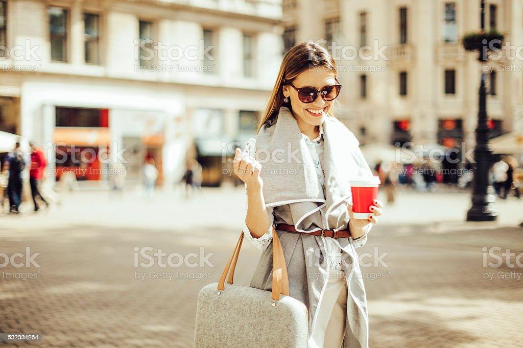 Sommer-shopping – Foto