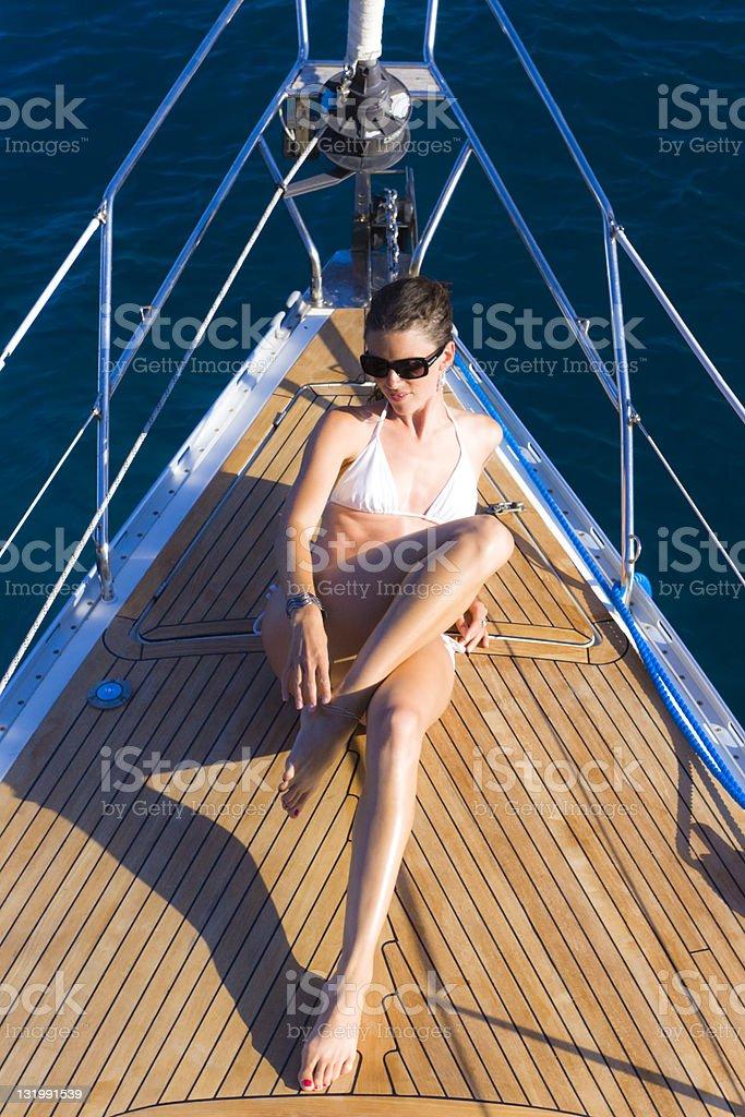 summer sin royalty-free stock photo