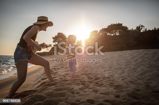 656711080 istock photo Summer song for my little one 956786608