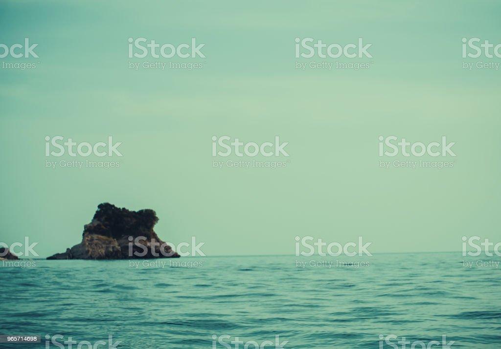 Summer sunrise - Royalty-free Beach Stock Photo