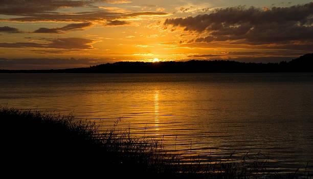 Sommer Sonnenuntergang – Foto