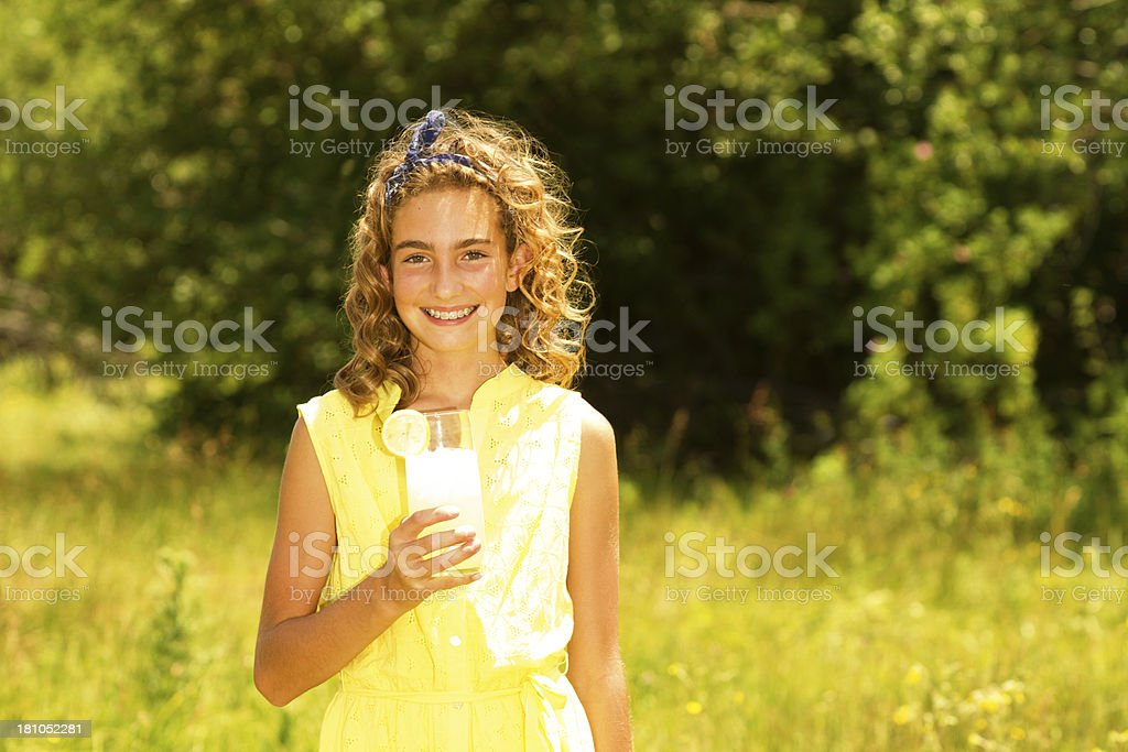 Summer sweetness royalty-free stock photo