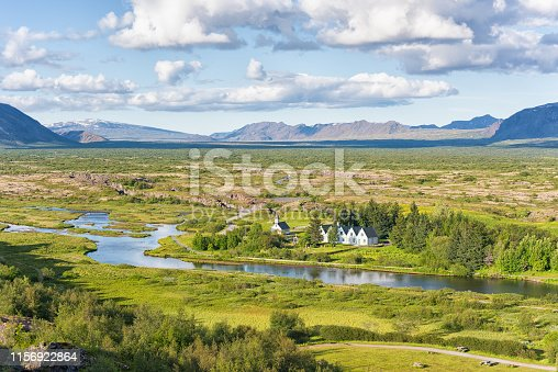 Þingvellir National Park, Northeast of Iceland