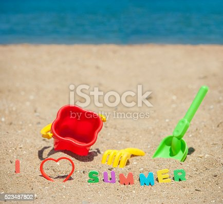istock Summer time concept 523487802
