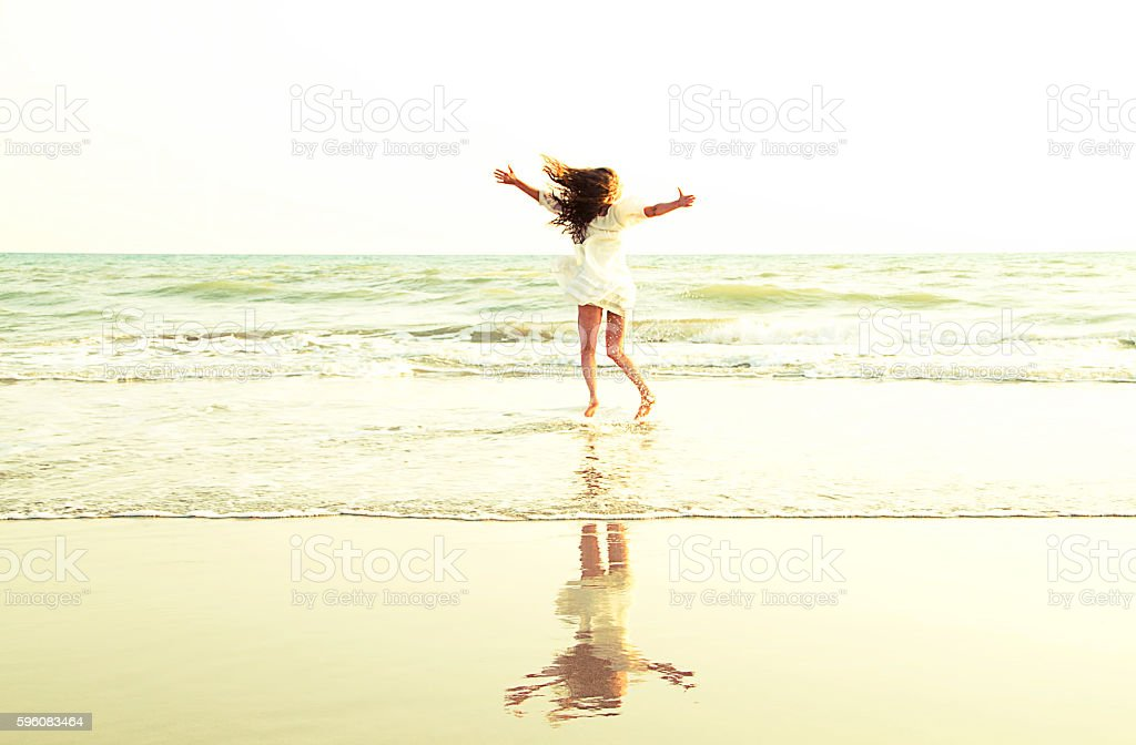 Summer Time - Freedom calls royalty-free stock photo