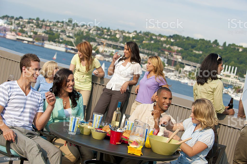 Summer Time stock photo