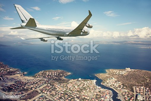 istock summer vacation flight 520296052