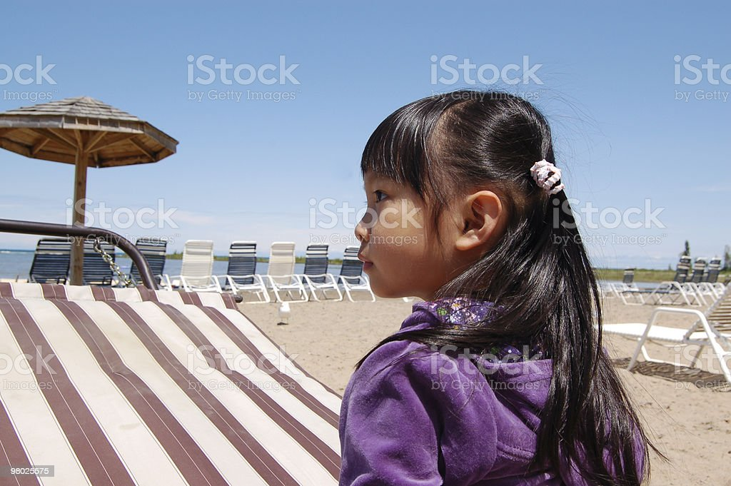 Summer vacation royalty-free stock photo