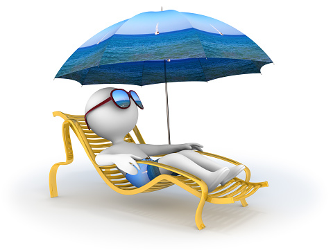 istock Summer vacation: seaside relaxation 815075002