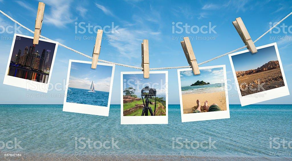 Sommer Urlaub Ideen Stockfoto und mehr Bilder von Bildkomposition und  Technik