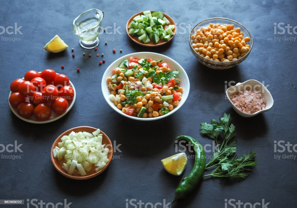Verduras para dieta vegetariana