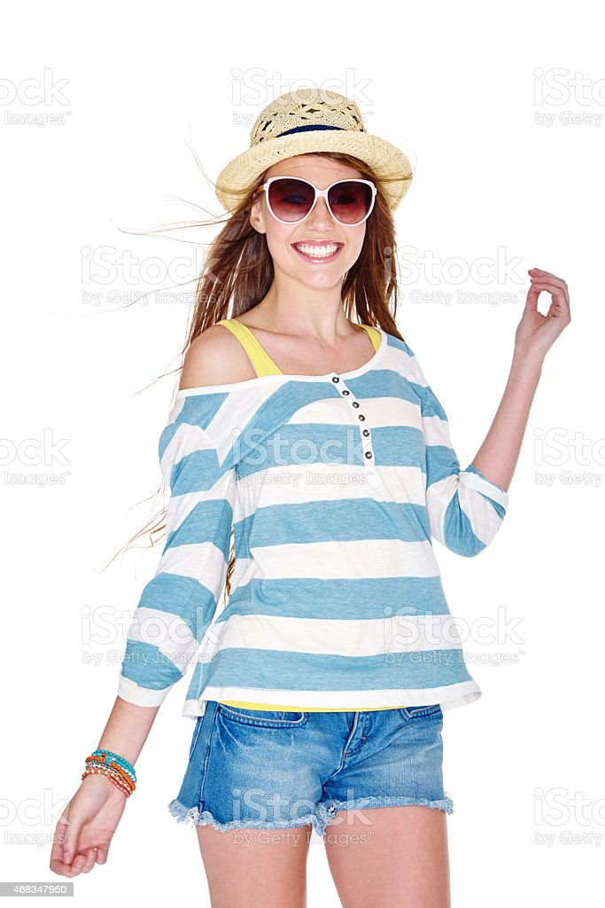 Summer vibes royalty-free stock photo