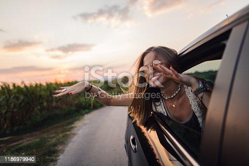 812419994istockphoto Summer vibing 1186979940