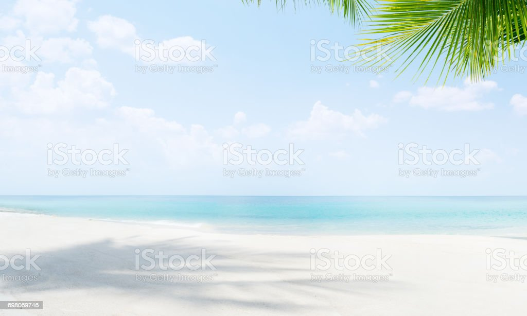 summer view stock photo
