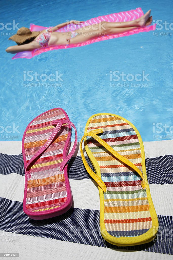 Summer View royalty-free stock photo