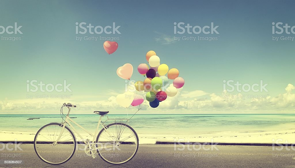 summer vintage stock photo