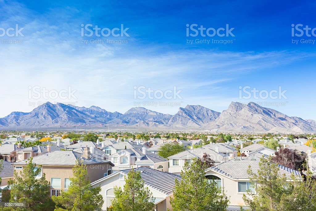 Summerlin - Las Vegas stock photo