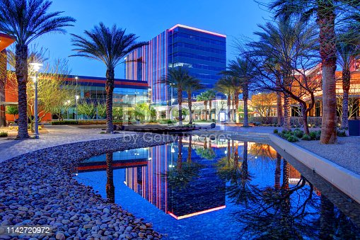 Summerlin is an affluent master-planned community in the Las Vegas Valley of Southern Nevada. It lies at the edge of the Spring Mountains and Red Rock Canyon to the west; it is partly within the official city limits of Las Vegas and partly within unincorporated Clark County.