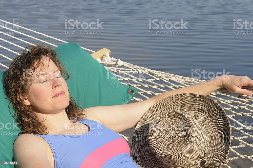 Summer's here. royalty-free stock photo