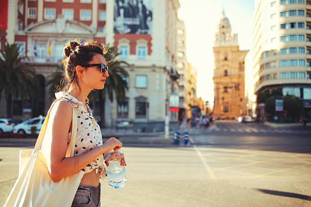 summertime fashion - spain solar bildbanksfoton och bilder