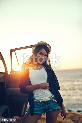 695470496 istock photo Summertime is road trip time 688011670