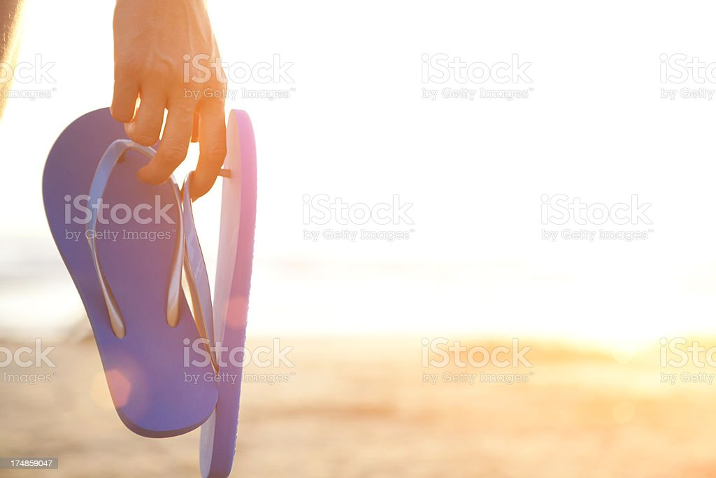 Summertime stock photo
