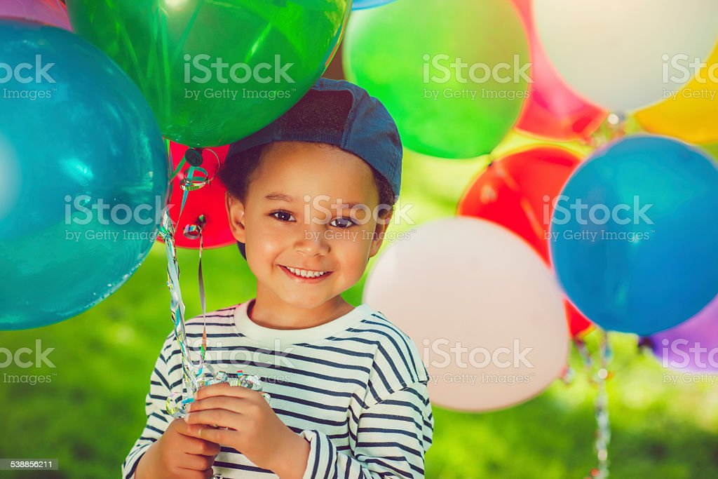Summer-time stock photo