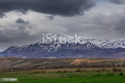 Isparta, Davraz, Isparta, Winter, Altocumulus, Annapurna Range, Cloud - Sky