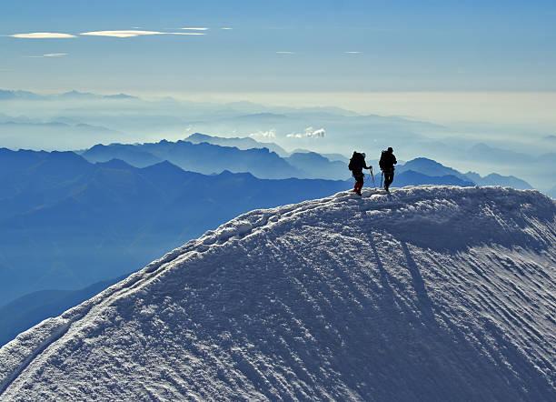 Summit Ridge stock photo
