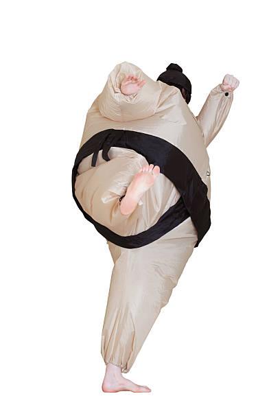 Sumo-Anzug Kick – Foto