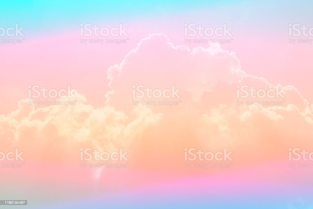 sun and cloud background with a pastel colored stock photo download image now istock https www istockphoto com photo sun and cloud background with a pastel colored gm1160134497 317461088