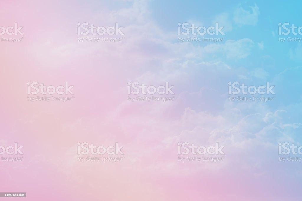 sun and cloud background with a pastel colored stock photo download image now istock https www istockphoto com photo sun and cloud background with a pastel colored gm1160134498 317461090