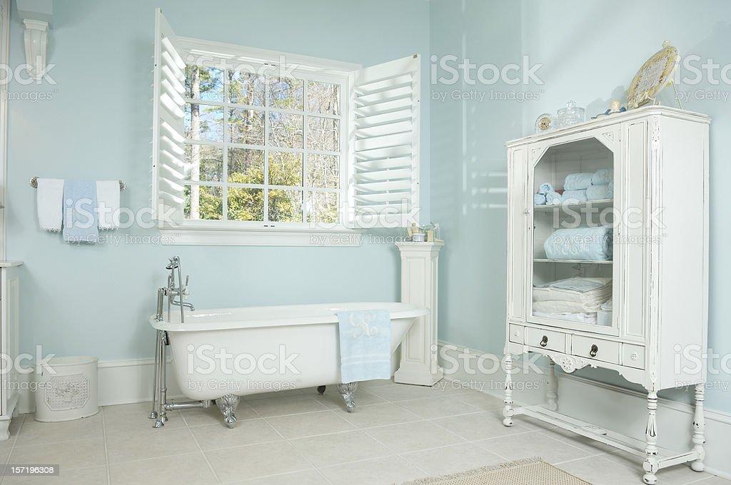 Sun Bath stock photo