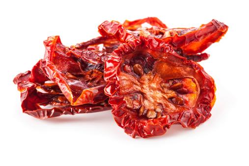 Sun Suszone Pomidory - zdjęcia stockowe i więcej obrazów Bez ludzi