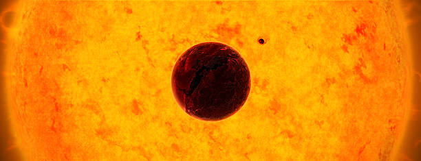 Sun Explodieren – Foto