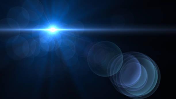 sun flare - flare foto e immagini stock