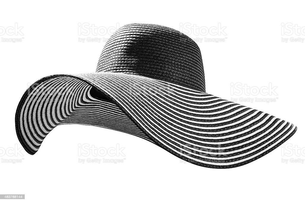 Sun Hat stock photo