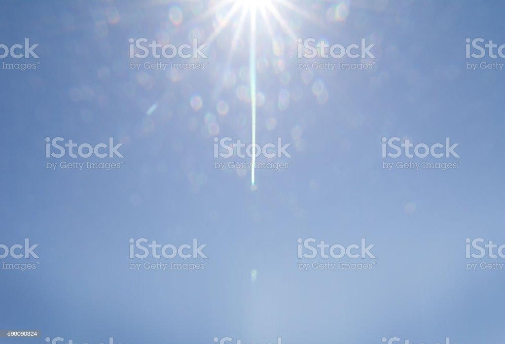 Sun light effects background royalty-free stock photo