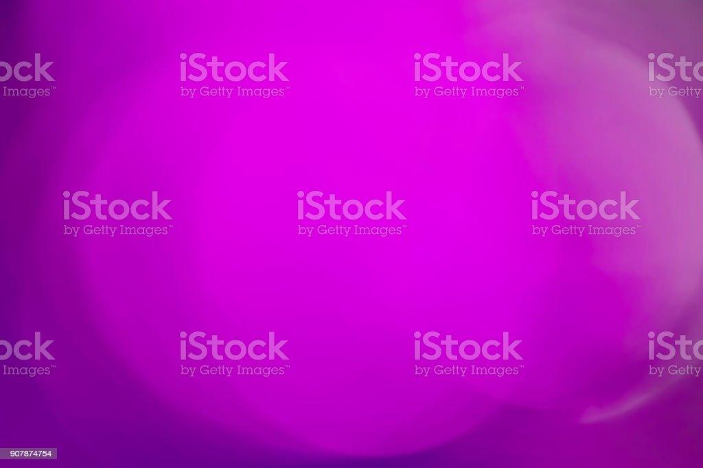 Sun Light Flare in Trendy Ultra Violet Color Magenta Purple Pastel...