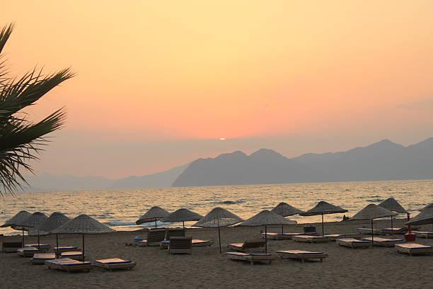 Sun, Sea and Beach stok fotoğrafı