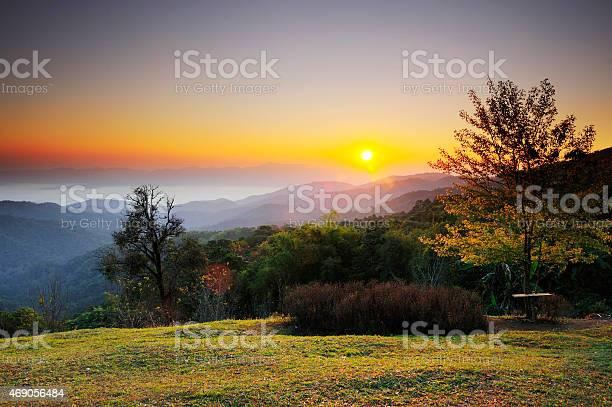 Photo of Sunbeam at dawn