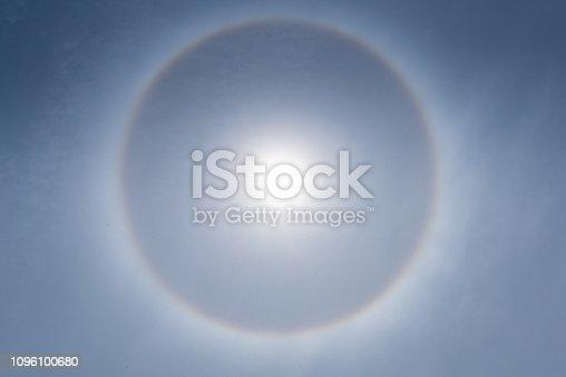 626588878 istock photo Sunbeam background 1096100680