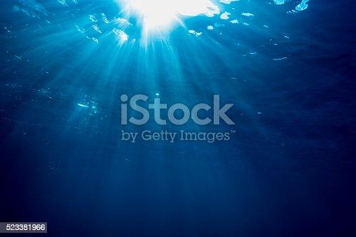 665352250 istock photo Sunbeam - Palau, Micronesia 523381966