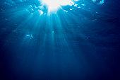 太陽光線-パラオ、ミクロネシア連邦